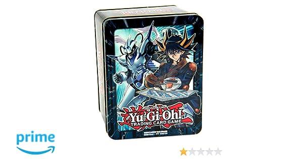 Amazon.com: Yu-Gi-Oh! Cards- Shonen Jump 2018 Mega Tin B ...
