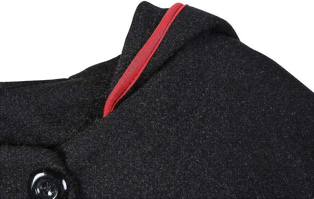 GorNorriss Baby Girl Coat Kid Autumn Winter Cloak Waistcoat Thick Warm Outwear Clothes