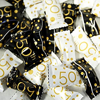 50th Anniversary Buttermints Gold 7oz bag