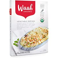 Waah Organic Vegetable Biryani 265 g, 6 x 265g