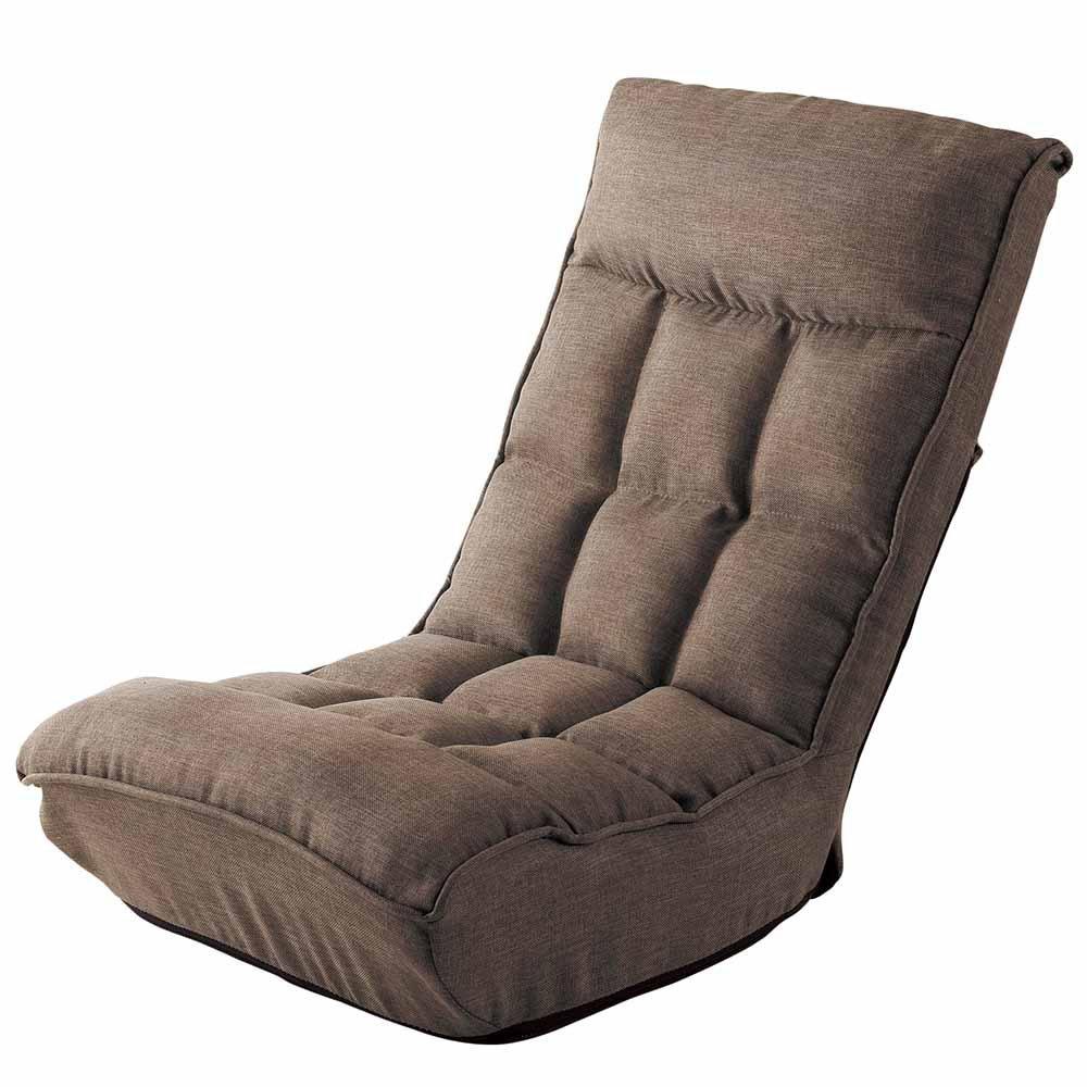 武田コーポレーション ZA!SU ポケットコイル入り シアター座椅子 YDBY-08BR B00IZ9Y8C4  ブラウン