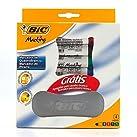 Pincel Quadro Branco Marking Recarregável + Apagador, BIC 929784, Multicor