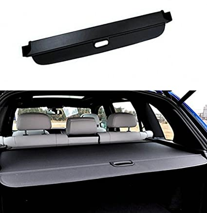Amazon.com: Icegirl Interior Rear Trunk Cargo Cover Security Shield ...