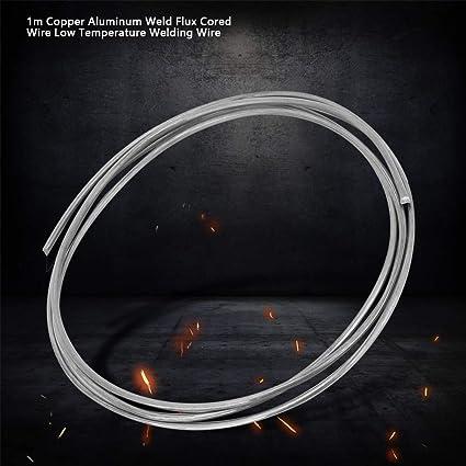 Copper Aluminum Weld Flux Cored Wire Low Temperature Aluminum Welding R CWBPHAZH