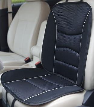 TrendLine Sitzaufleger aus Polyester grau Auto Sitzauflage Autositzbezug
