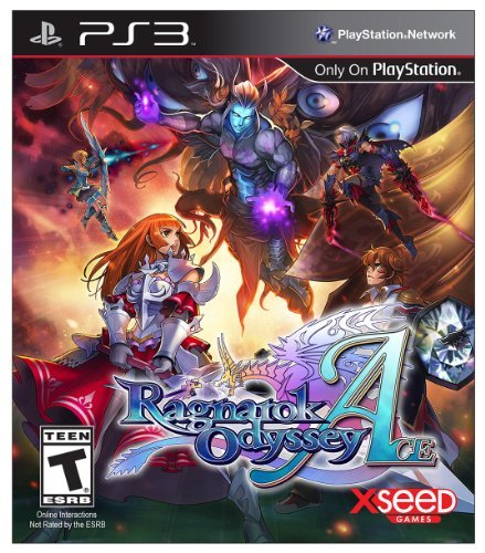 Ragnarok Odyssey ACE - PlayStation 3 by Xseed by Xseed