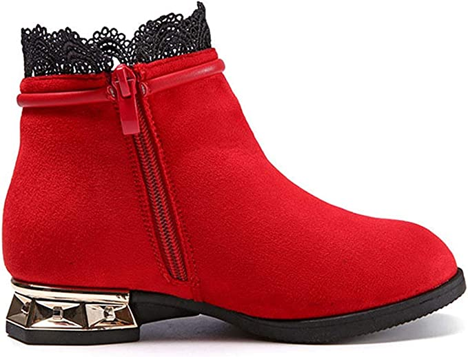 1 UK Ankle Girls Ankle Boots Chelsea