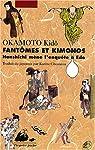 Fantômes et kimonos : Hanshichi mène l'enquête à Edo par Kidô Okamoto