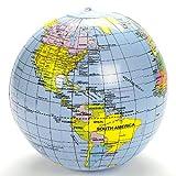Inflatable World Globes (1 dz)