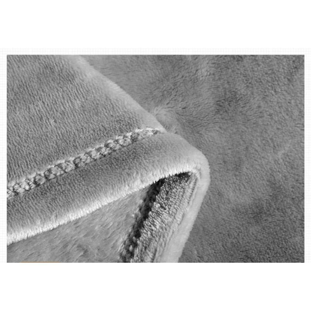 Junio1 Coperta Multifunzionale della Camera da Letto del Salone del sofà Molle Solido Tessili per la casa