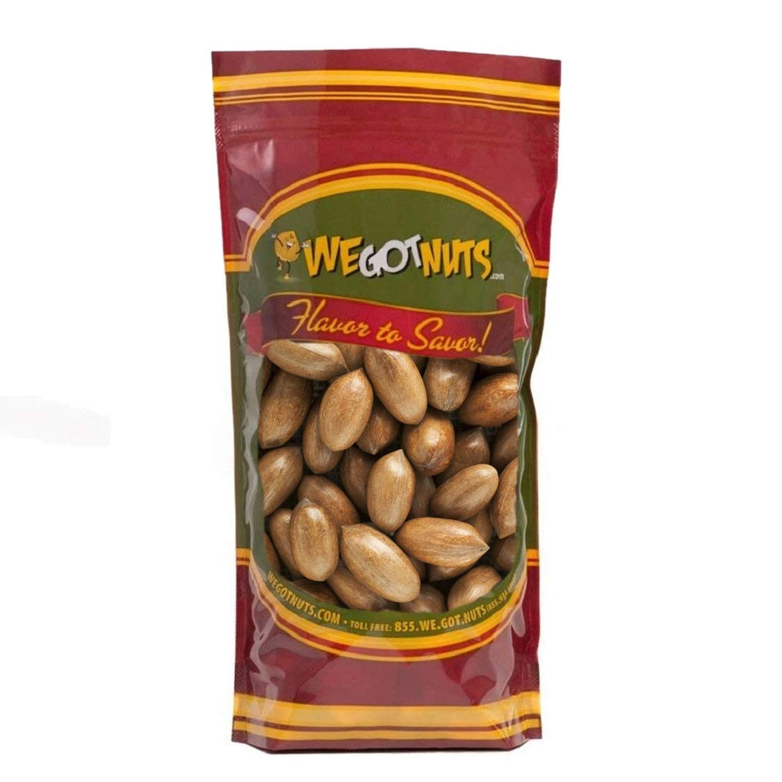 In Shell Premium Pecans - We Got Nuts (2 LBS.) by We Grow Nuts