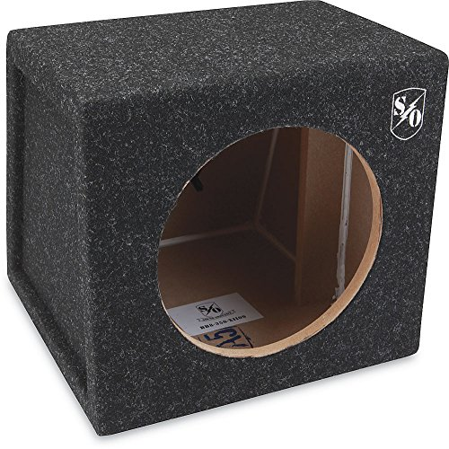 Sound Ordnance BB8-35S Single 8″ Sealed Box 0.38 cu.ft.