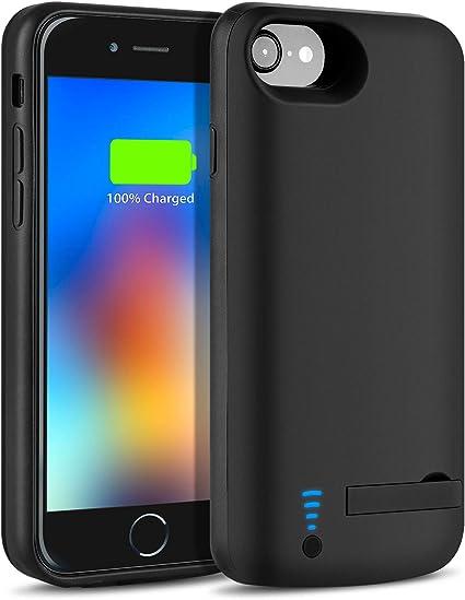 Amazon.com: Funda de batería para iPhone 6S/6/7/8 6000 mAh ...