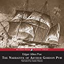 The Narrative of Arthur Gordon Pym Audiobook by Edgar Allan Poe Narrated by Jamie Hanes