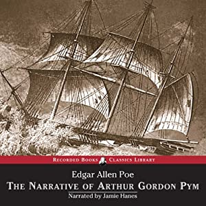 The Narrative of Arthur Gordon Pym Audiobook