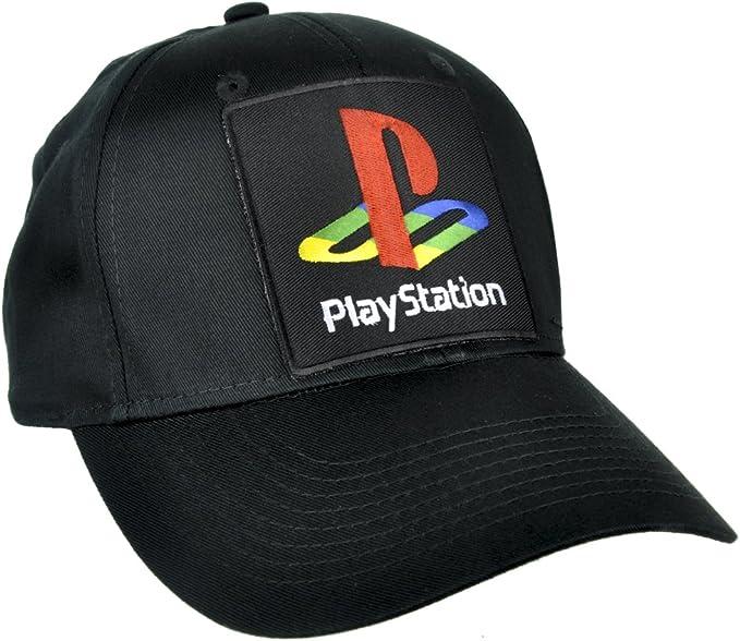 PlayStation Gorra de béisbol gorro de Gamer alternativa Clothing ...