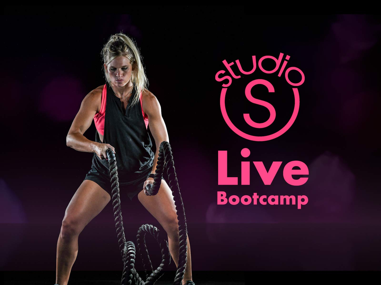 Studio S Live Bootcamp on Amazon Prime Video UK