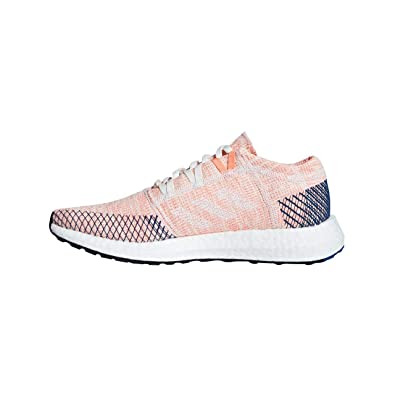 a1c3a8158 Amazon.com | adidas Women's Pureboost Go W, Running White/Cloud White/Mystery  Ink, 6 US | Shoes