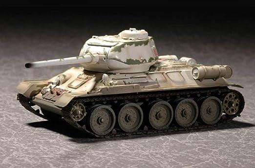 Camouflage Hiver 1//72 Mod/élisme T-34//85-1943 Easy model