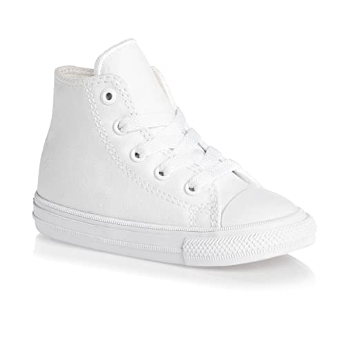 Converse Chuck Taylor All Star II High, Zapatillas Unisex bebé, Blanco weiß, 25 EU: Amazon.es: Zapatos y complementos