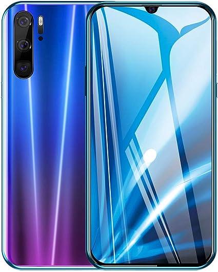 Smartphone P80 8 GB + 256 GB Pantalla de Gota de Agua de 6,3 ...