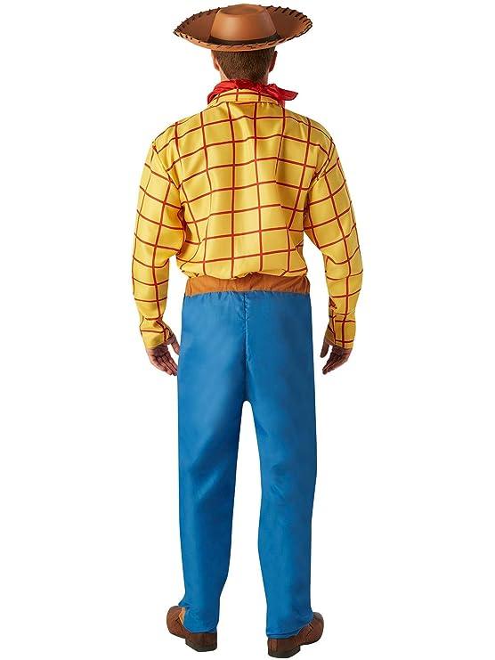 30d03422e7af1 Rubies Rubie S - Disfraz Oficial de Woody de Toy Story