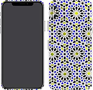 Switch iPhone X Skin Mosaic Pattern 03c