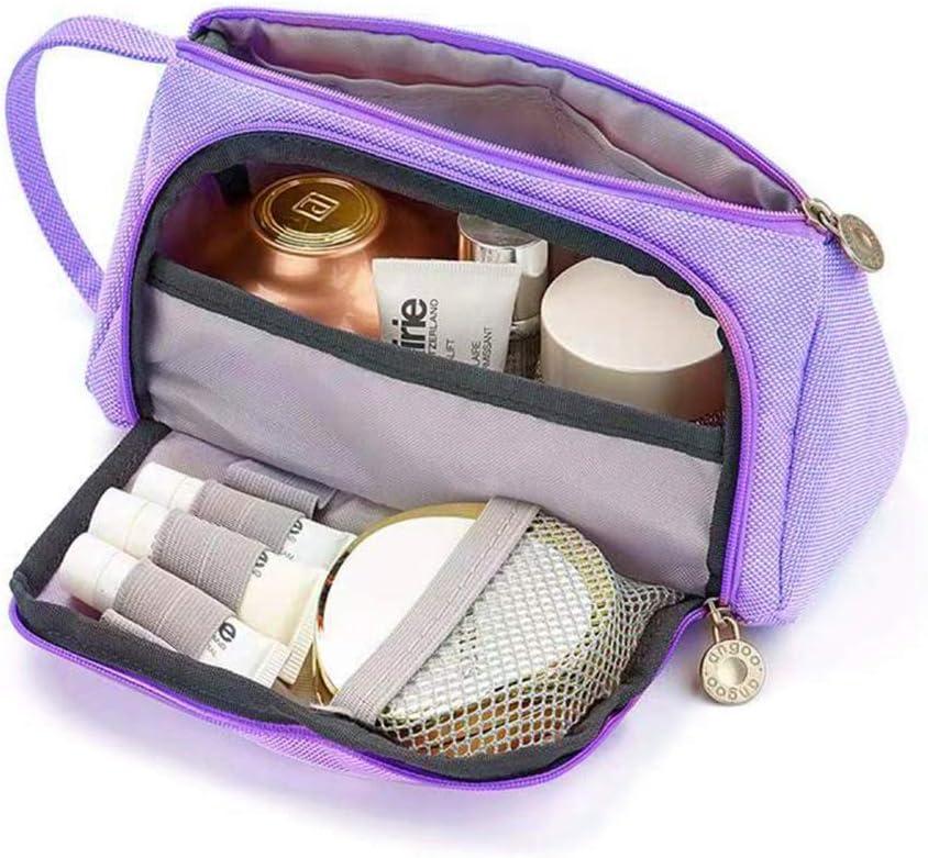 Federmäppchen Groß für College violett Mädchen, Bleistift Tasche
