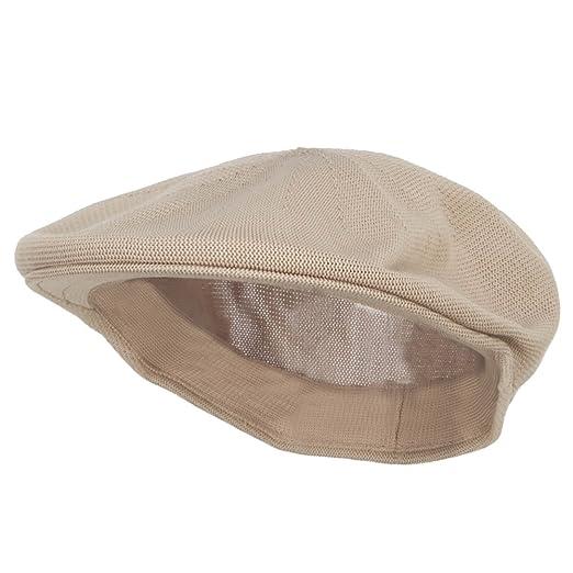 Big Mesh Ivy Cap-Khaki (for Big Head) at Amazon Men s Clothing store  Newsboy  Caps 399d1143f3a0