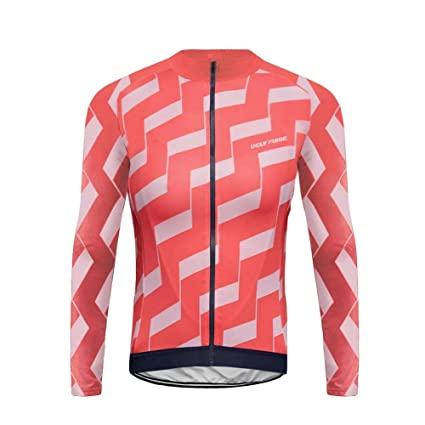 Image Unavailable. Image not available for. Color  Uglyfrog Bike Clothing  Mens Long Sleeve Cycling Jersey Mountain Bike MTB ... 0f02f274f