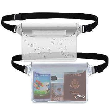Amazon.com: AiRunTech - Bolsa impermeable y bolsa ...