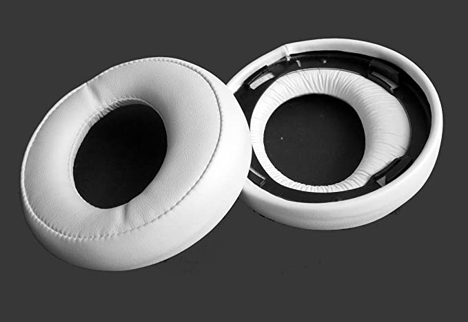 Ear Pad almohadillas cojín de piel Reparación Piezas para Sony PlayStation auriculares inalámbricos de oro Playstation