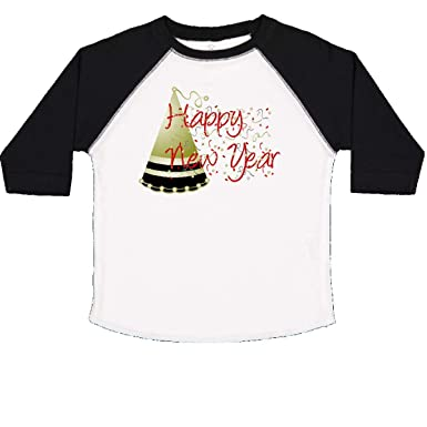 000aece2b Amazon.com: inktastic - Happy New Year Toddler T-Shirt 6120: Clothing