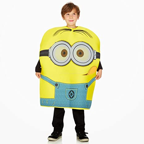 Takestop® costume minions minion cartone animato cattivissimo me 2