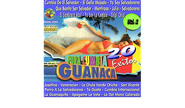 Pura Cumbia Guanaca, Vol. 2 by Various artists on Amazon Music - Amazon.com
