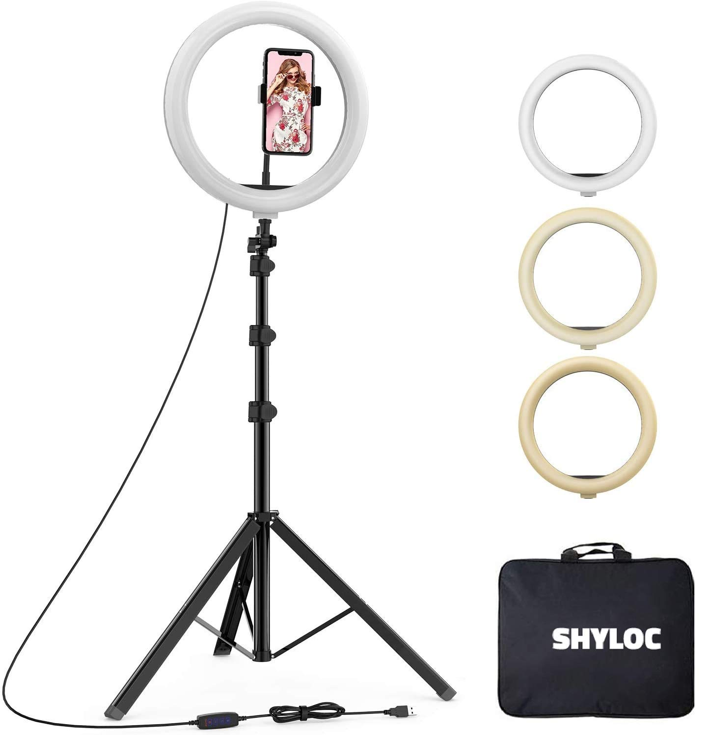 Top 5 Best Tripods With Ring Light In India 2021 - Tecnofie.in