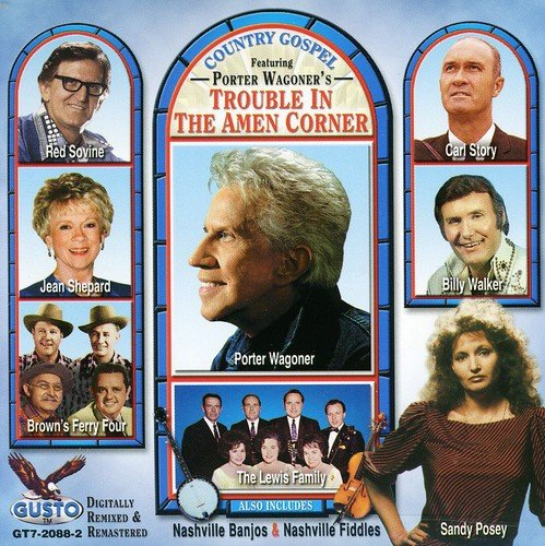 Trouble in the Amen Corner / Various