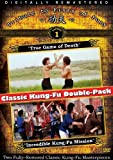 Classic Kung Fu Double Pack Vol 1: True Game Of Death/Incredible Kung Fu Mission by PERFORMANCE SYNDICAT