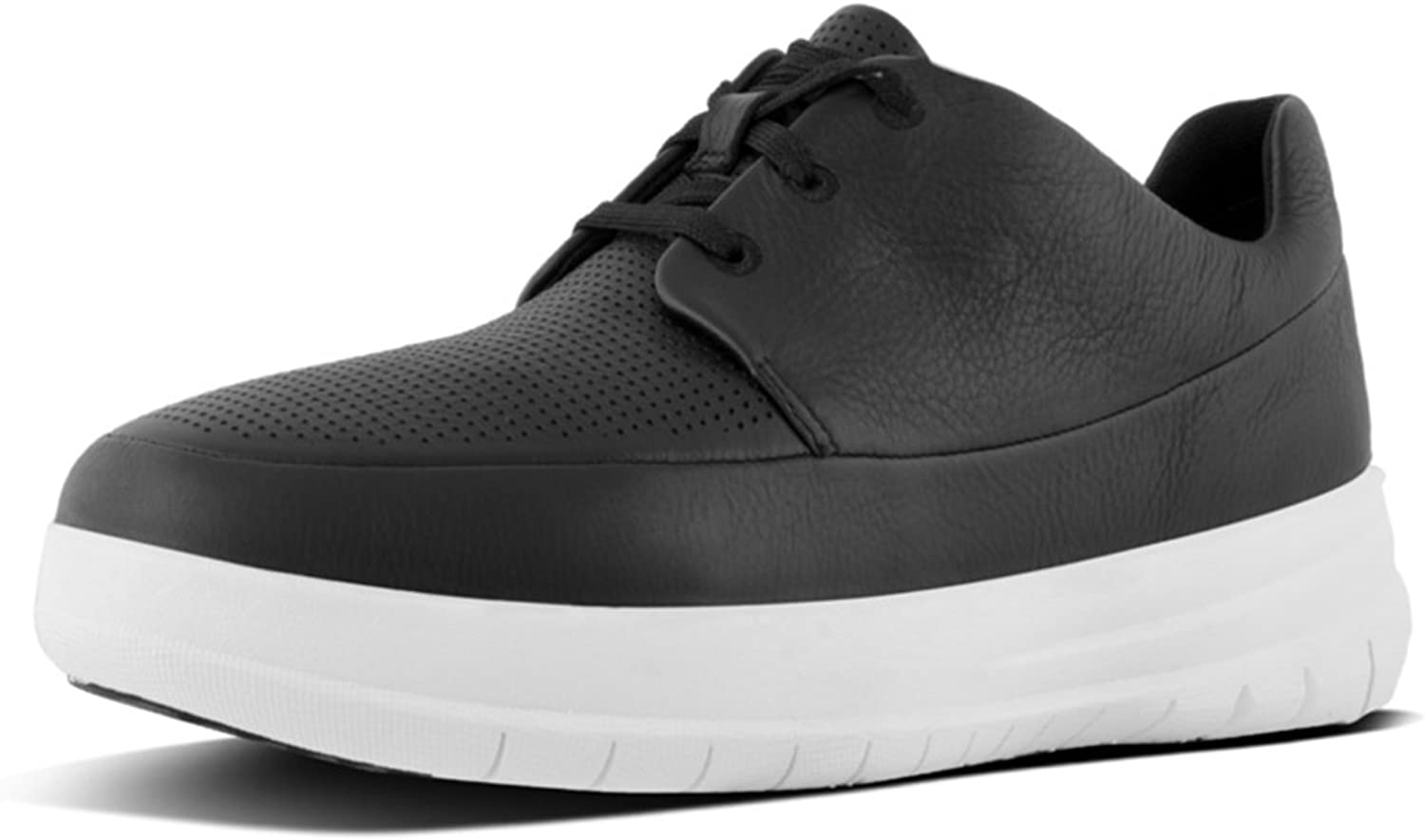Sporty-Pop Perforated Sneaker