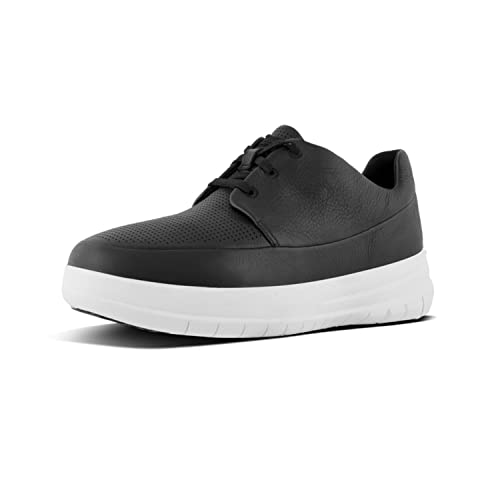 4a16b8443d5 Fit Flop Men s Sporty Pop Perforated Sneaker Boat Shoes