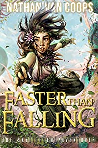 Faster Than Falling by Nathan Van Coops ebook deal