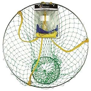 Danielson crab net kit fishing nets for Amazon fishing net