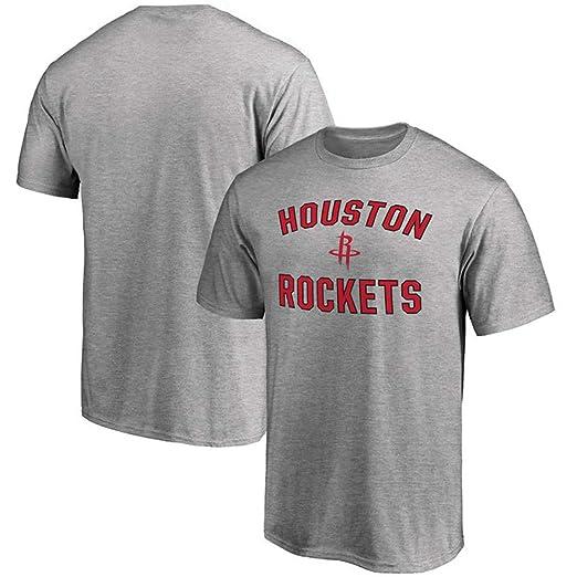 Playera para Hombre de la NBA Houston Rockets Jersey (Blanco ...