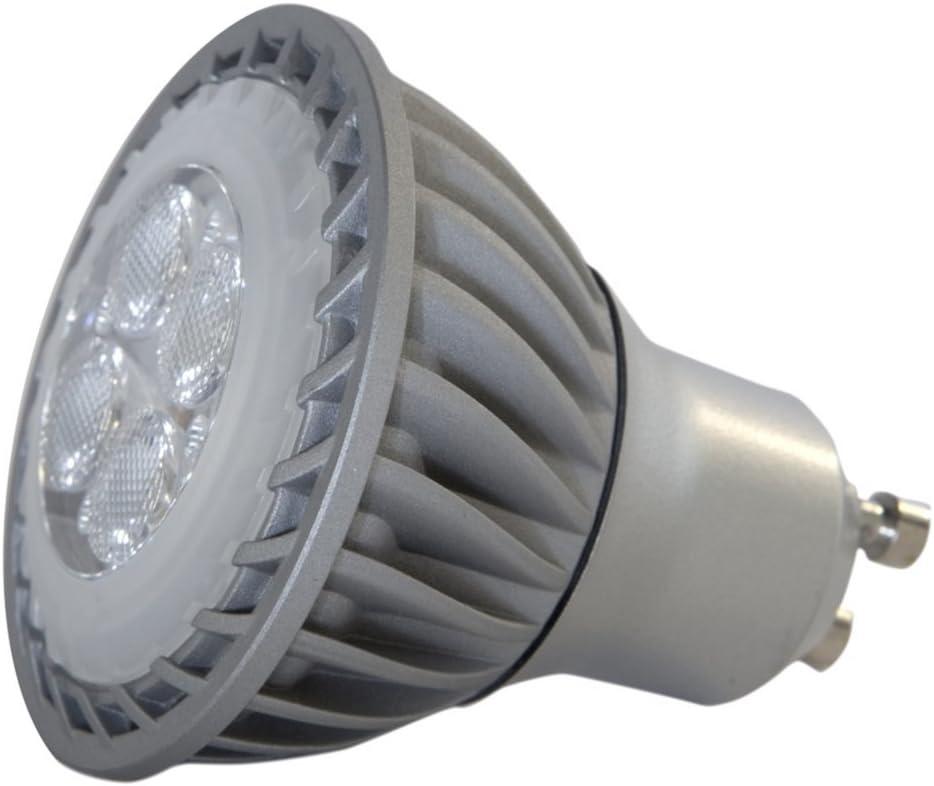 GE Energy Smart LED Flood Light GU10 3000kK 62909 Low Energy 4.5 Watts NEW