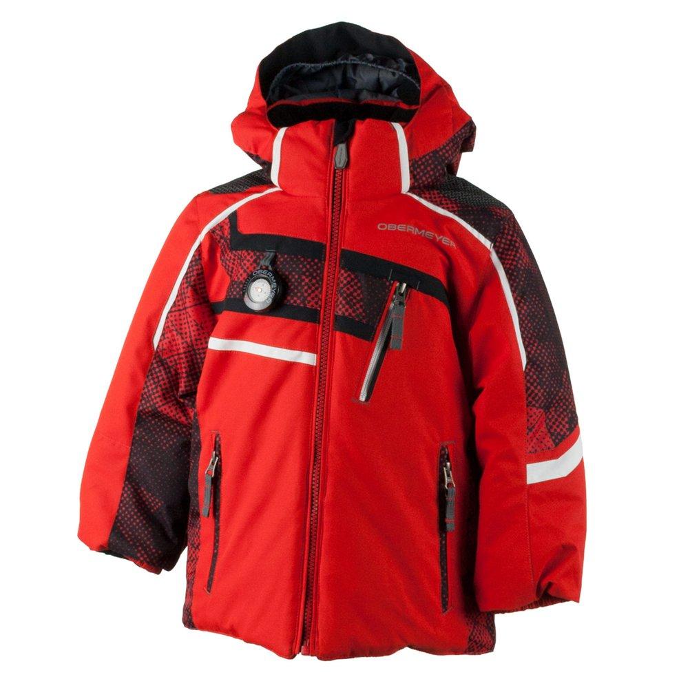 fcbeab46b Amazon.com  Obermeyer Tomcat Insulated Ski Jacket Little Boys ...