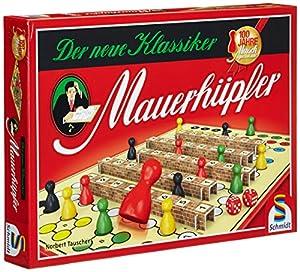 Schmidt Spiele 49276 - Mensch ärgere Dich nicht - Mauerhüpfer