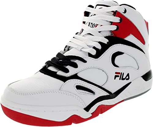Fila Men's Kj7 Ankle High Leather Basketball Shoe