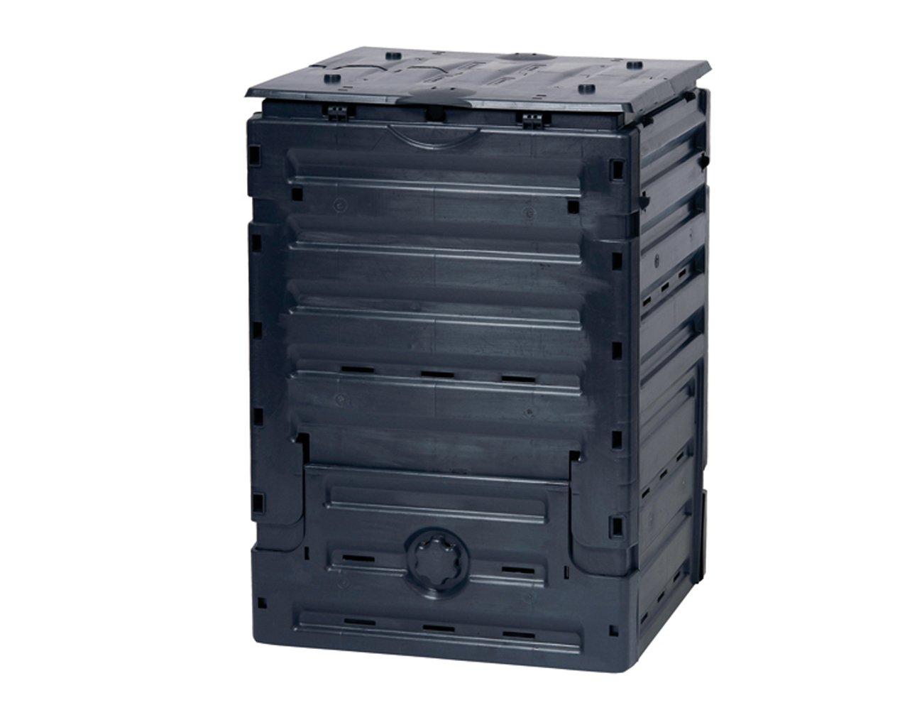 Tierra Garden 628000 Eco Master Polypropylene 79-Gallon Composter