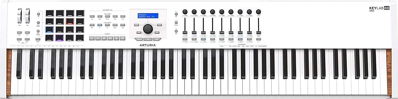 ARTURIA Keylab 88 Keyboard Abdeckung von Viktory
