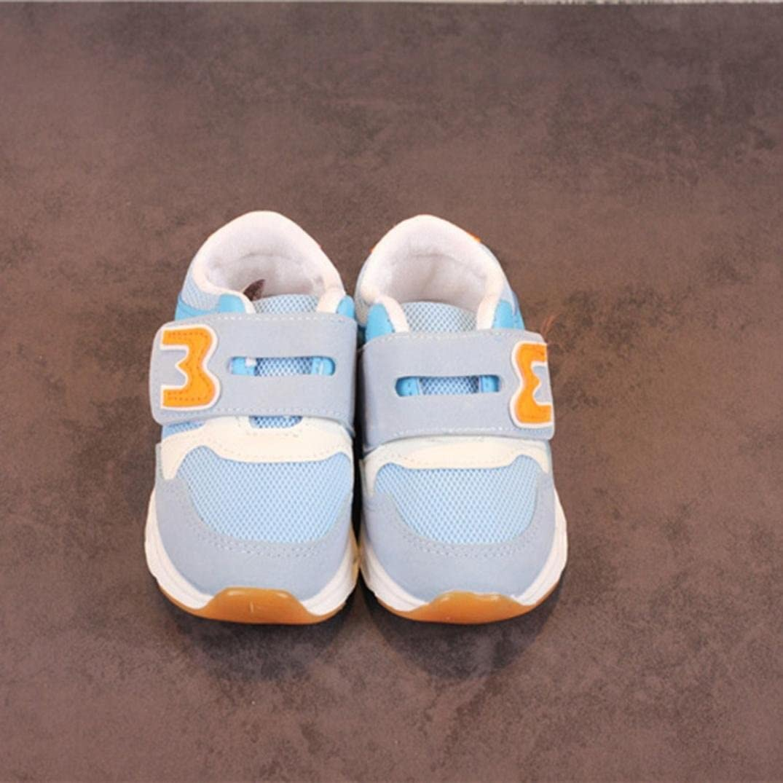 Scarpe da Skateboard per Bambino/&Bambina Unisex LED Scarpe High-Maglia LED Accendere Luminoso Scarpe da Ginnastica Sportive da Tennis Shoes 20-29 Rawdah Bambine
